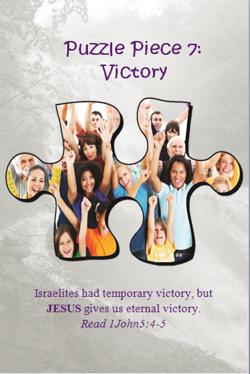 Jesus gives us eternal victory