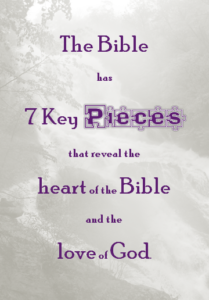 7 Key Pieces reveal the HEART of the Bible and the LOVE of God